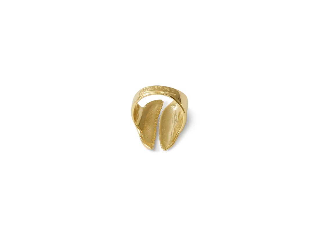 Kauri Ring Gold slide