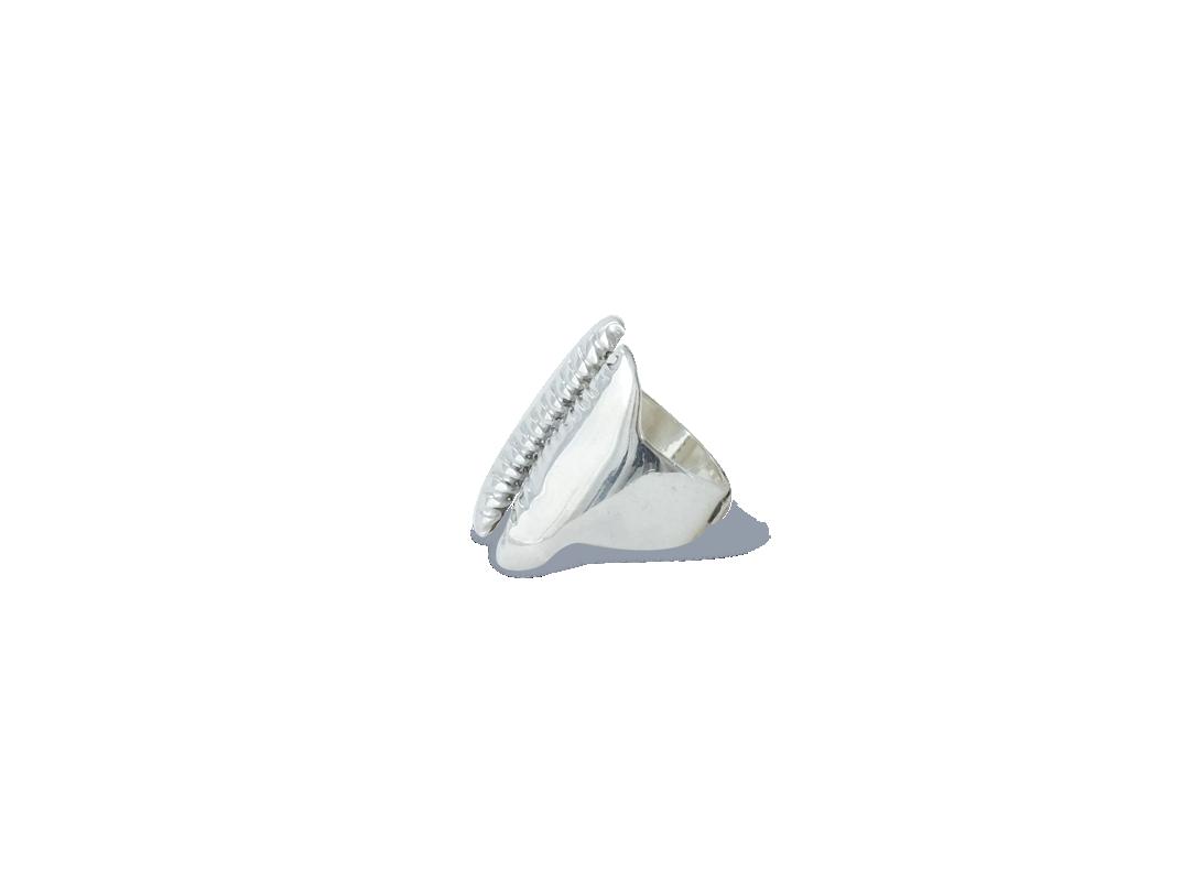 Kauri Ring Silver slide