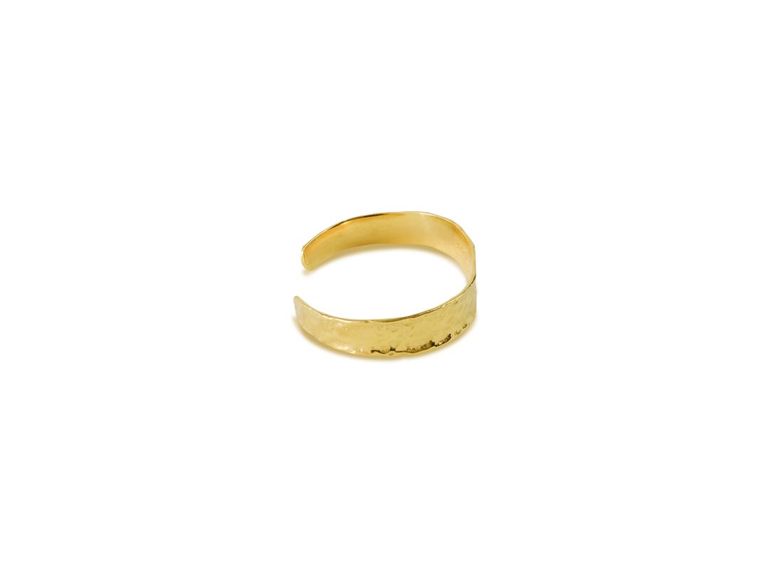 lava bracelet gold slide
