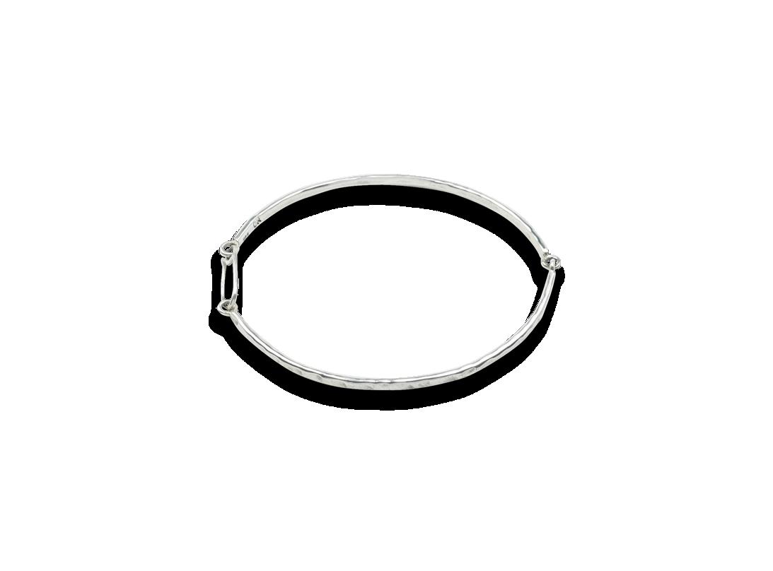 Duality Bracelet Silver  slide