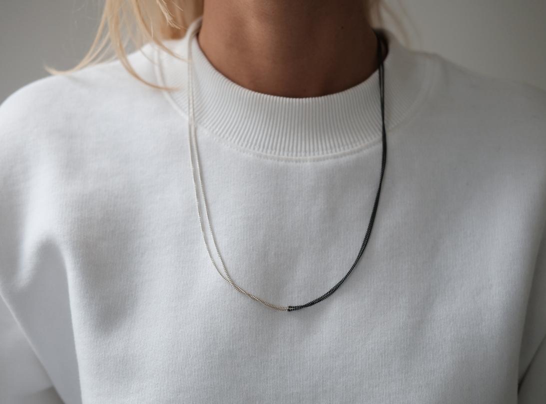 cooling en route necklace slide