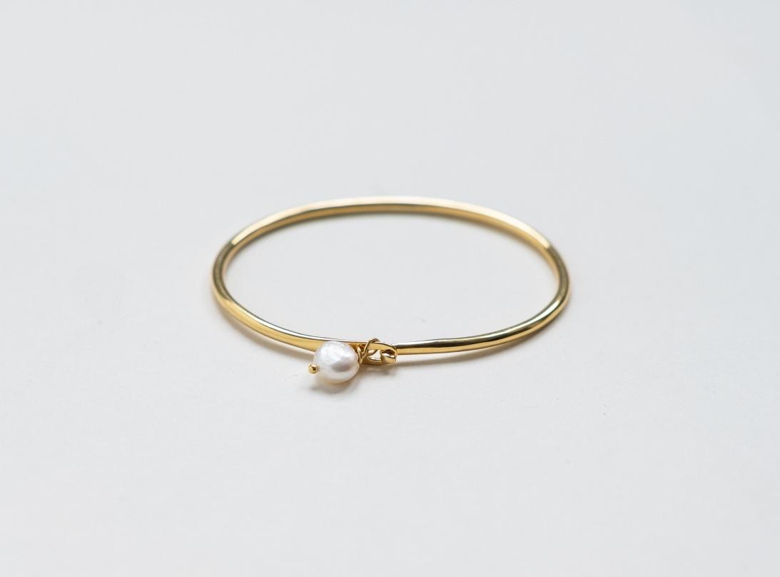 paddlefish bracelet gold  slide