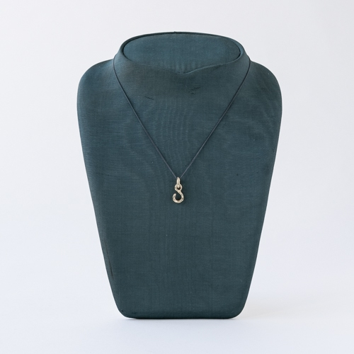 Fish Hook Necklace thumbnail