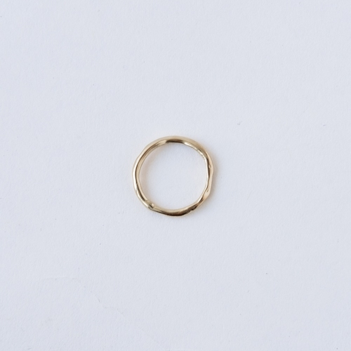SHAPED BY NATURE RING GOLD thumbnail