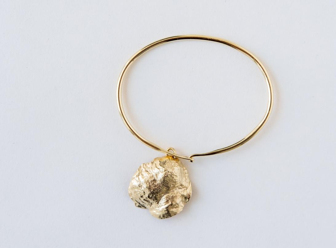 PADDLEFISH OSTREA BRACELET GOLD slide