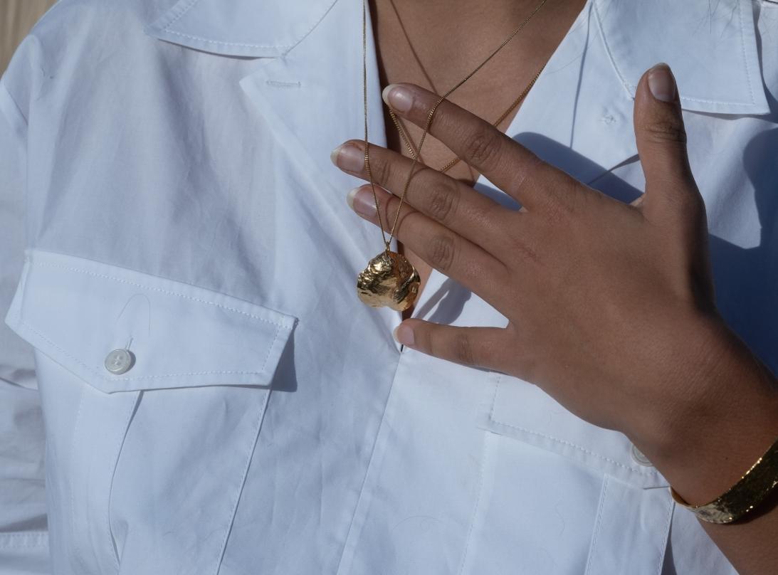 Anodontia Necklace slide